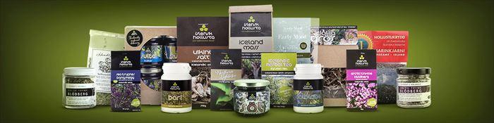 アイスランドの苔茶